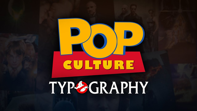 A Mashup of Iconic Logos and Fonts From Pop Culture Set to Madeon's Song 'Pop Culture'