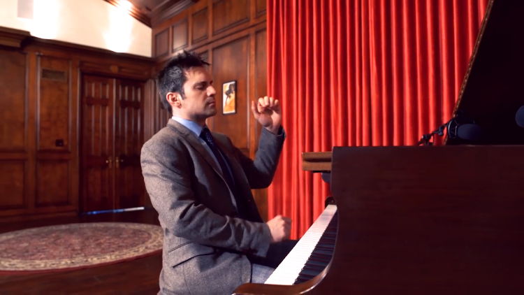 Scott Bradlee Performs a Ragtime Piano Medley of the Super Mario Bros. Theme Song