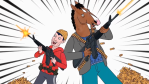 BoJack Horseman and Todd Chavez Rap Along to 'Rockstar' by Post Malone and 21 Savage