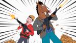 BoJack Horseman and Todd Chavez Rap Along to 'Rockstar' by Post Malone and 21 Savage