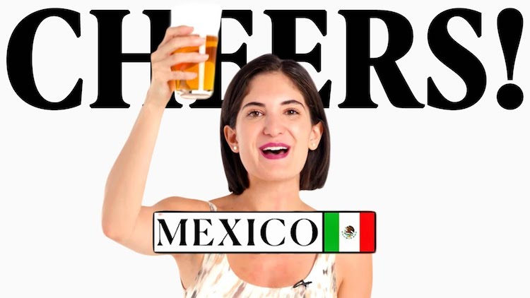 People From Around the World Share How They Say 'Cheers' in Their Respective Native Languages