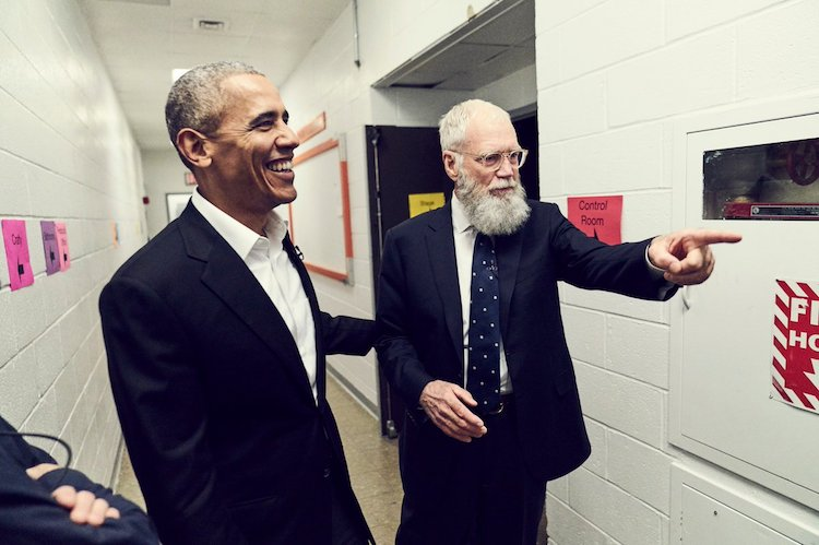 David Letterman Returns to TV in the Six Episode Netflix Series 'My Next Guest Needs No Introduction'