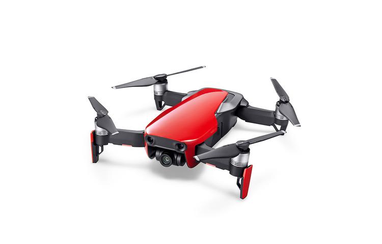 DJI Mavic Air, An Ultraportable, Foldable 4K Camera Drone That Can Follow an Active Subject