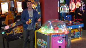 Engineer Mark Rober Uses Science and a Robot to Discover a Rigged Arcade Game