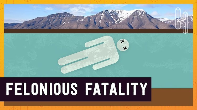 Why the People of Longyearbyen, Norway Are Forbidden to Bury Their Dead in Their Town
