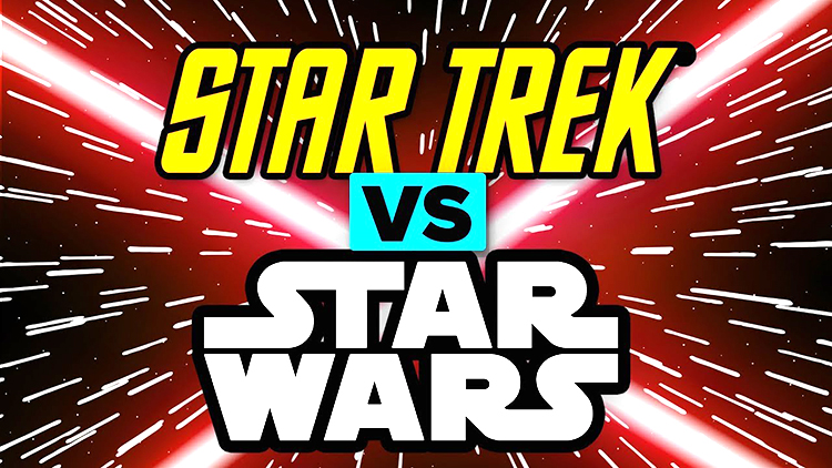 How Star Trek Compares to Star Wars