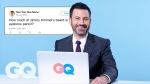 Jimmy Kimmel Goes Undercover on the Internet and Responds to People's Real Comments