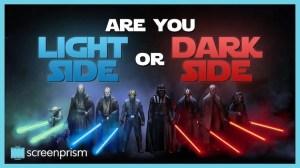 Light Side or Dark Side