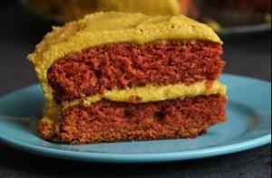 Mustard Ketchup Cake