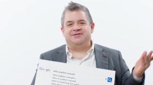 Patton Oswalt Answer the Web's Most Searched Questions About Himself