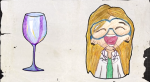 Physics Girl Break Wineglass With Voice