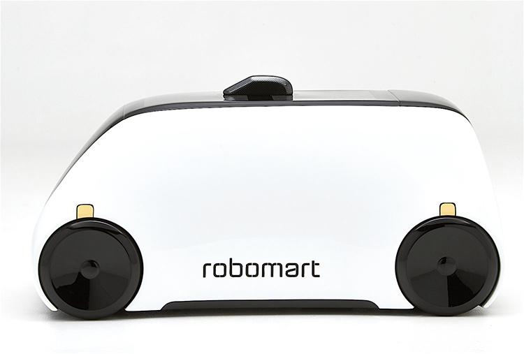 Robomart