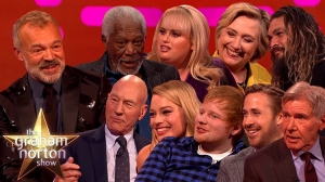 Some of the Best Moments on The Graham Norton Show in 2017