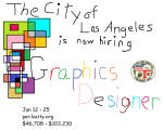 The City of Los Angeles Searches for a Graphics Designer With a Hilarious Help Wanted Ad