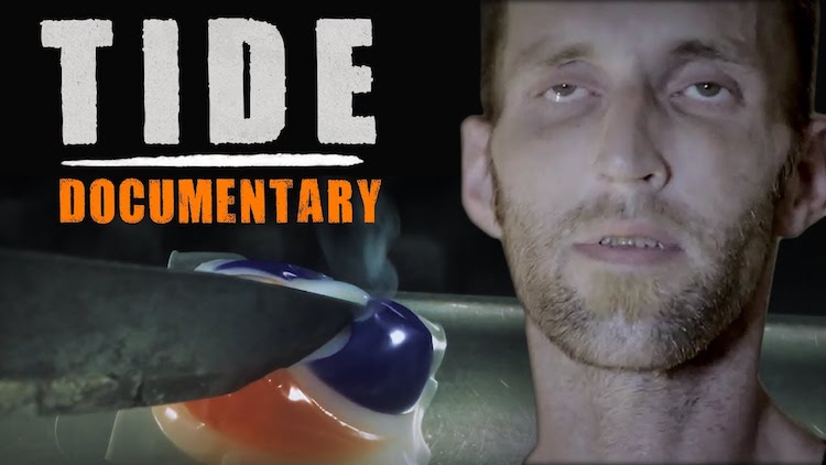 TIDE, A  Parody Documentary Addressing the Tide Pod Challenge Plague Sweeping Across the Nation