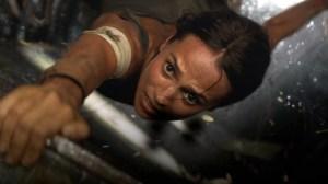 Tomb Raider Trailer 2
