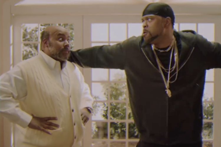 Uncle Phil and Method Man