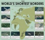 Worlds Shortest Borders