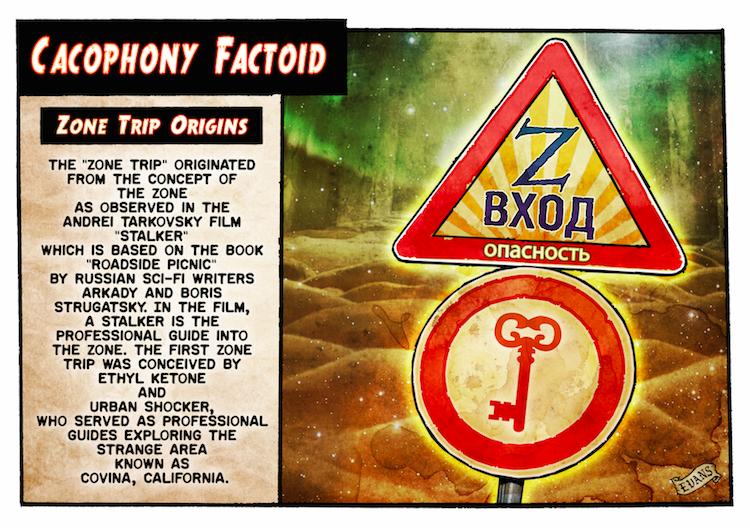 Zone Trip Origins