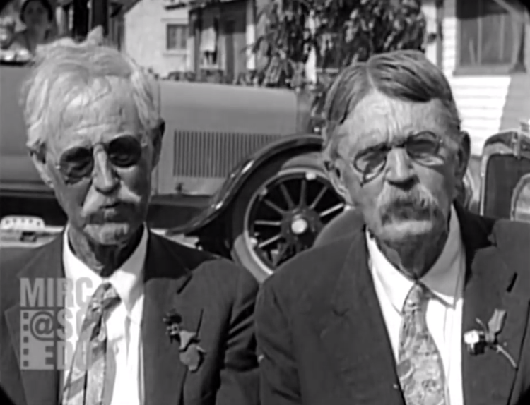 1929 Footage Elders