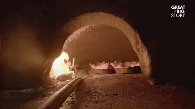 A Restaurant in Madrid That's the Oldest in the World Has Had the Same Fire Burning for 293 Years