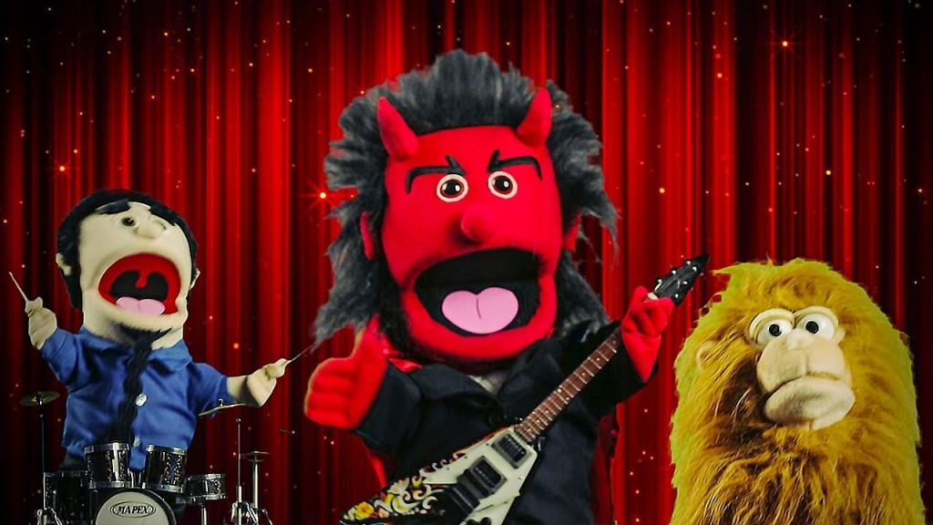 Heavy Metal Cover of The Muppet Show Theme Song