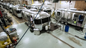 Airstream Factory Timelapse
