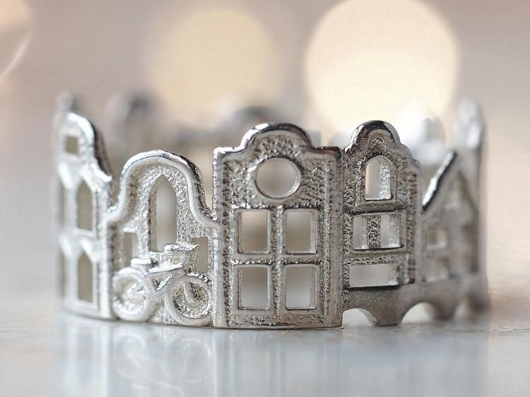 Amsterdam Cityscape Ring