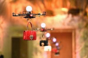 DGDevotion Bag Drones Milan
