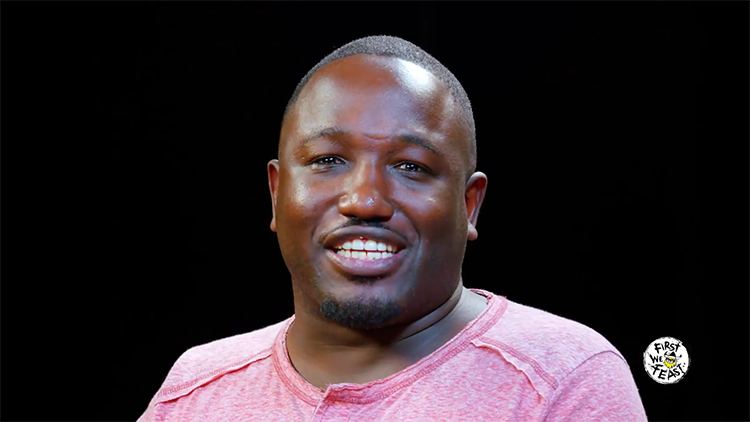 Hannibal Buress Talks About Life and His Weird Vitamins While Eating Progressively Spicy Wings