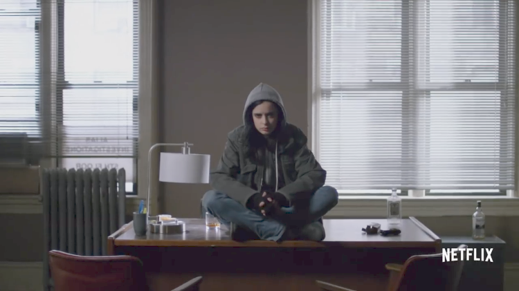 Jessica Jones Tries Anger Management Therapy With Little Result in a Badass Season Two Trailer