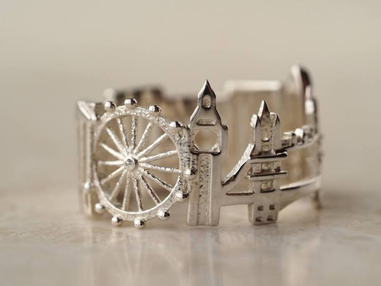 London Cityscape Ring