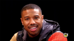 Michael B. Jordan Answers Questions About His Life While Eating Progressively Spicy Wings