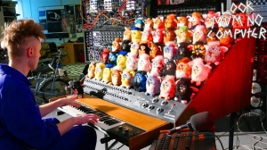 Musician Builds a Functioning Organ Made From Cute Little Furbies