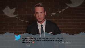 NFL Football Players Read Savage Mean Tweets About Themselves on Jimmy Kimmel Live