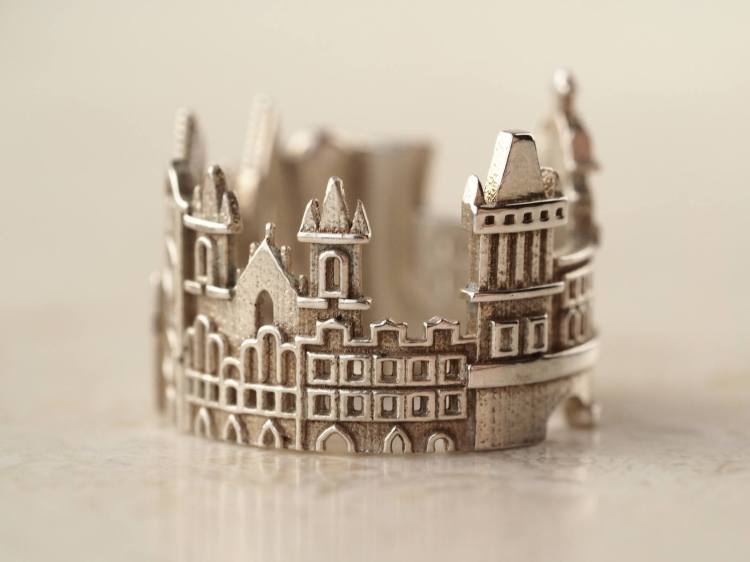 Prague Cityscape Ring