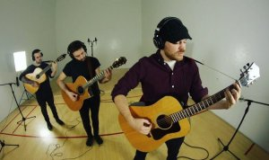 Reverb Acoustically