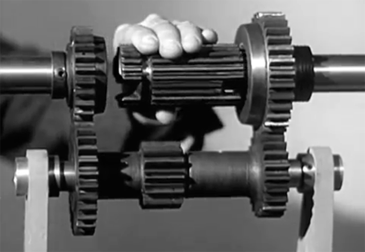 Spinning Levers, A 1936 Educational Film Explaining How Vehicles With Manual Transmissions Work
