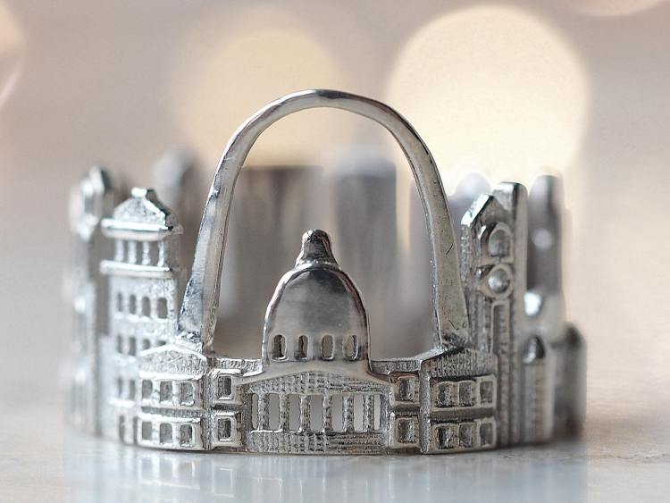St Louis Cityscape Ring