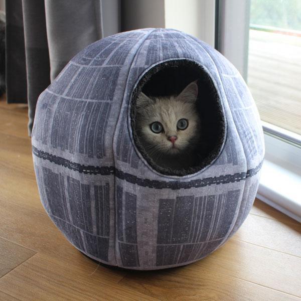 Star Wars Death Star Pet Cave