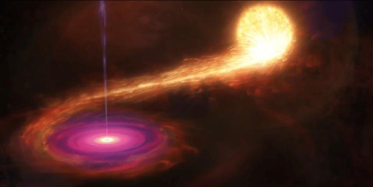 Universe Timelapse