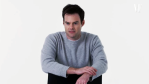 Bill Hader Demonstrates How Not to Audition