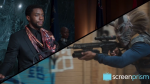 Black Panther Split Screen