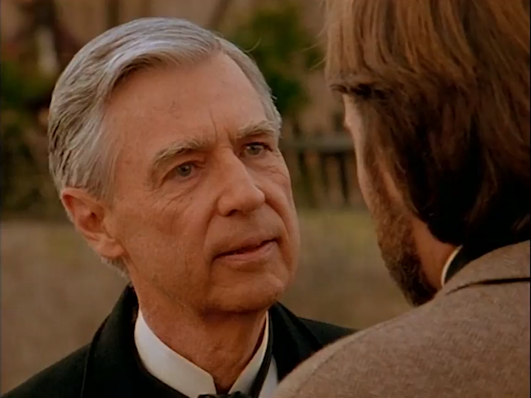 The Small Acting Role That Mister Rogers Played on the Classic Show 'Doctor Quinn, Medicine Woman'