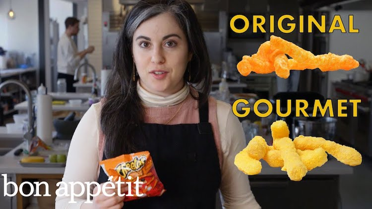 Pastry Chef Spends Three Days Attempting to Create a Gourmet Version of Crunchy Cheetos