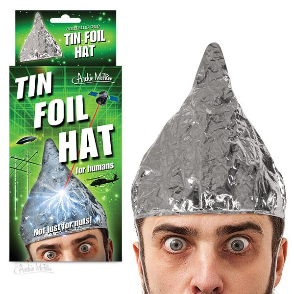 Human Tin Foil Hat