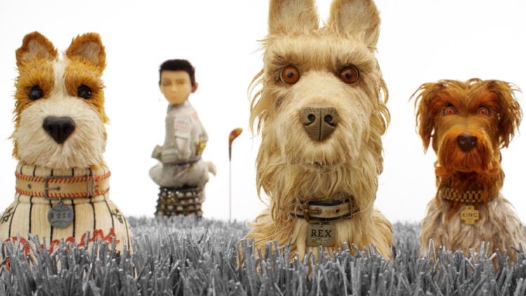 An Incredible Behind the Scenes Look at Wes Anderson's New Animated Film 'Isle of Dogs'