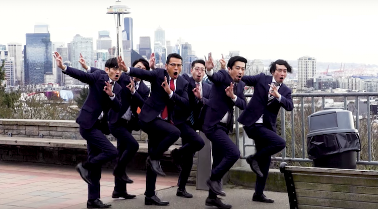 Let's Start World War 3, A  Synchronized Robotic Dance Video by World Order About Current Events