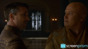 Littlefinger vs Varys