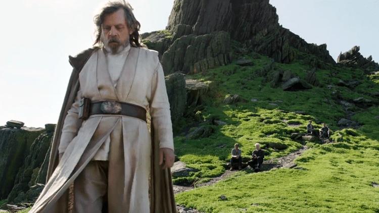 Rian Johnson Explains Luke Skywalker's Internal Struggle in Star Wars: The Last Jedi